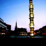 水の都ストックホルムは夜景が絵になる素敵な街でした♪