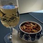 KLMオランダ航空のビジネスクラス豪華機内食♪