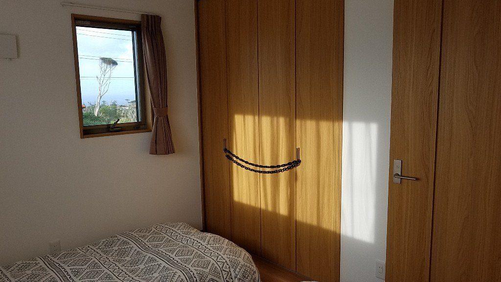 E-horizon resort condominium今帰仁の開かずのクローゼット